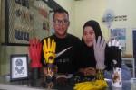 EKONOMI KREATIF : Pilih Bahan Kulit Berkualitas agar Tak Kecewakan Konsumen
