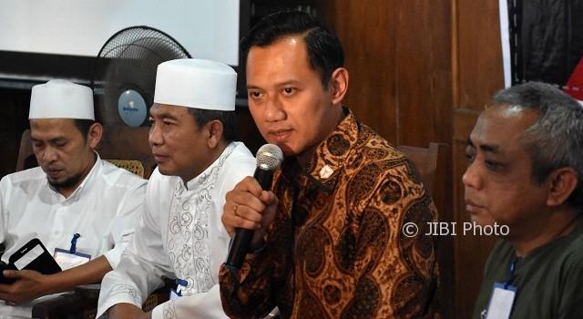 PILPRES 2019 : Megawati Ingin AHY Cawapres Jokowi?