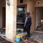 KEBAKARAN SOLO : Korsleting, Rumah Kontrakan di Jajar Terbakar