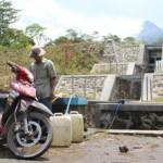 KEKERINGAN KLATEN : Warga Kemalang Harus Inden Sepekan untuk Dapat Air Bersih