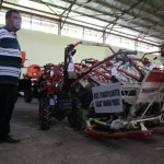 PERTANIAN KLATEN : Puluhan Mesin Alsintan di DPKPP Siap Dipinjamkan ke Kelompok Tani, Gratis!