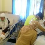 HAJI 2017 : Tiba di AHD Boyolali, Jemaah Haji Keluhkan Sakit Pernapasan
