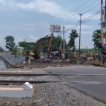 INFRASTRUKTUR KLATEN : Jalan Pakis-Wonosari Diperbaiki, Lalu Lintas Dialihkan lewat Tegalgondo-Duwet