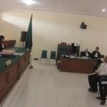 MAHASISWA UII MENINGGAL : Bacakan Pleidoi, Dua Terdakwa Penganiayaan Diksar Mapala Unisi Minta Maaf