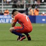 KUALIFIKASI PIALA DUNIA : Ini Curhatan Sanchez Usai Chile Tumbang
