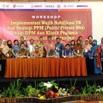 KAMPUS DI SEMARANG : Perangi TB, FK Udinus Gelar Workshop