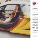 Pamer Mobil Mewah, Sule Diingatkan Bayar Pajak