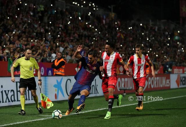 LIGA SPANYOL : Awas Girona, Markas Barcelona Tak Ramah!