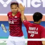 INDONESIA MASTERS 2018 : Greysia/Apriyani Ditumbangkan Ganda Jepang di Final