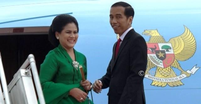 AGENDA PRESIDEN : Jokowi dan Ibu Negara Bertolak ke Afghanistan Meski Ada Teror Bom