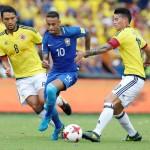 KUALIFIKASI PIALA DUNIA : Kolombia Rusak Rekor Sempurna Tim Samba