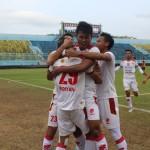 LIGA 2 : Persis Solo Main di Stadion Wibawa Mukti Cikarang