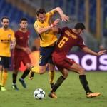 LIGA CHAMPIONS : Prediksi Skor Atletico Madrid Vs AS Roma