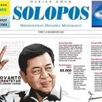 SOLOPOS HARI INI : Setya Novanto Tersangka 75 Hari