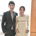 K-POP : Detail Pernikahan dan Bulan Madu Song Song Couple Terungkap