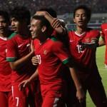 KUALIFIKASI PIALA ASIA U-19 : Telak! Indonesia Gebuk Brunei 5-0
