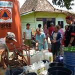 KEKERINGAN PONOROGO : 2 Bulan, 1,35 Juta Liter Air Didistribusikan untuk Warga 7 Kecamatan