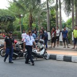 Kereta Mini untuk Sementara Dilarang Beroperasi di Alun-Alun Klaten