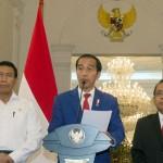 Di Depan Kabinetnya, Presiden Jokowi Tegaskan Dirinya Panglima Tertinggi