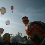 Begini Kemeriahan Festival Balon Udara di Ponorogo