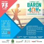 Atraksi Jatilan Siap Sambut Peserta Lari Baron 10K