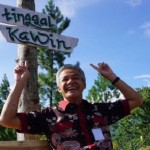 WISATA JATENG : Ganjar Heran Bukit Tangkeban Pemalang Tak Terkenal di Instagram