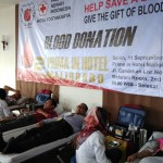 Hotel Prima In Malioboro Ajak Tamu Ikut Donor Darah