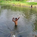 PENCEMARAN LINGKUNGAN : Pakar Sebut Ada 2 Penyebab Ikan di Sungai Opak Mati