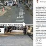 INFRASTRUKTUR SEMARANG : Wali Kota Sebut Jl. Tanggungrejo Tak Kalah Mulus dari Artis K-Pop