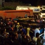 KECELAKAAN KUDUS : Antara Akui Tabrakan Beruntun Dipicu Bus Indonesia Tewaskan 5 Orang