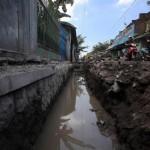 Program Kotaku Danai Perbaikan 727 Meter Drainase di Semanggi Solo