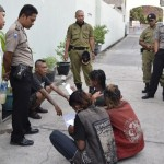 RAZIA SUKOHARJO : 18 Orang Terjaring Operasi PGOT di Gatak dan Kartasura