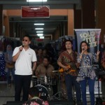 SOLO CITY JAZZ 2017 : Alunan Musik Jaz Memecah Keriuhan di Pasar Tradisional