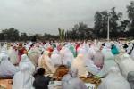 Salat Idulfitri di Alun-Alun Karanganyar Dibatalkan, Masyarakat Diminta Laksanakan di Rumah