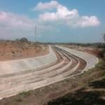 PENGAIRAN SUKOHARJO : Lumpur Sedimen Dam Colo Dimanfaatkan untuk Membuat Batu Bata
