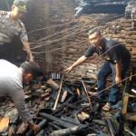KEBAKARAN SRAGEN : Dua Kali Kebakaran dalam Sehari Hanguskan Gudang Jerami dan Rumah Warga
