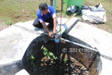 KEKERINGAN WONOGIRI : Pemkab Beri Rp1 Miliar untuk Perbaiki Jaringan Listrik Luweng Songo Pracimantoro