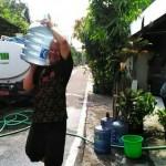 AIR BERSIH SOLO : Mesin Pompa Sumur Dalam PDAM Rusak, Warga Kadipiro Krisis Air