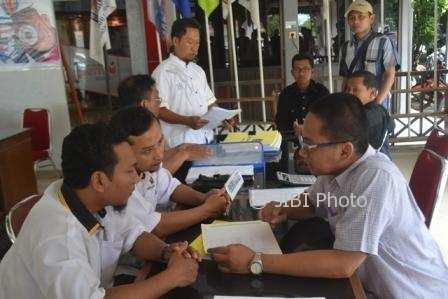 PEMILU 2019 : Ini 6 Parpol yang Sudah Sah Terdaftar di KPU Sukoharjo, PDIP Belum Ada