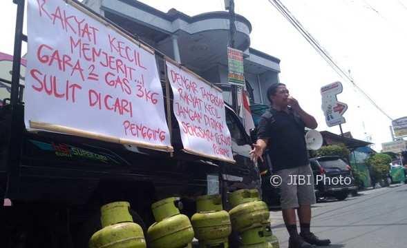 Elpiji Langka di Banyudono, Ini Respons Disperindag Boyolali
