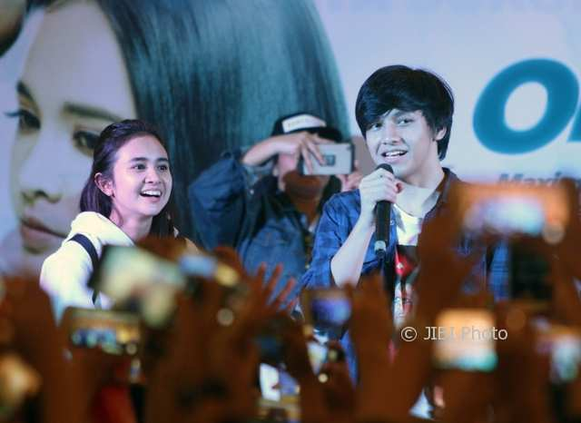 Meet and Greet Pemeran Film One Fine Day Heboh