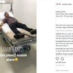 SENSASI ARTIS : Diare, Anang Hermansyah Dirawat di Rumah Sakit
