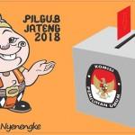 PILGUB JATENG 2018 : Bawa Mobdin ke Acara Cagub-Cawagub, Wakil Ketua DPRD Sukoharjo Diperiksa Panwaslu
