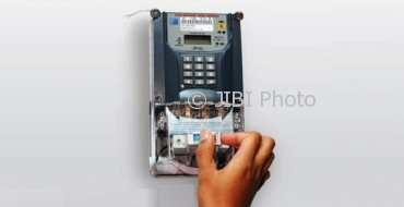 Ilustrasi listrik prabayar. (pln.co.id)