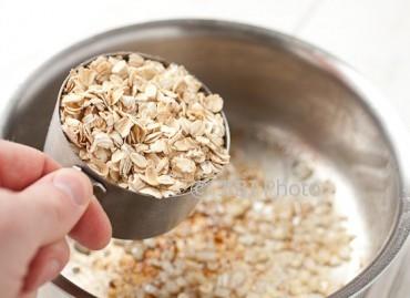 Ilustrasi oatmeal (Hum.tv)