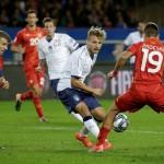 KUALIFIKASI PIALA DUNIA : Italia Gagal Segel Play-Off Lebih Cepat