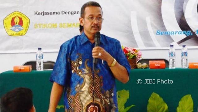 KAMPUS DI SEMARANG : Pakar Komunikasi Ajak Politikus Tak Saling Menjatuhkan