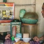 WALI KOTA SEMARANG : Makan Bareng Mendagri, Hendi Pilih Warung Kaki Lima