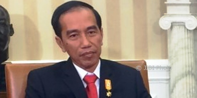 AGENDA PRESIDEN : Jokowi Ajak Seluruh Bangsa Menjaga Stabilitas Politik