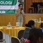 KAMPUS DI SALATIGA : Rayakan Dies Natalis, Fakultas Biologi Adakan Kuliah Umum